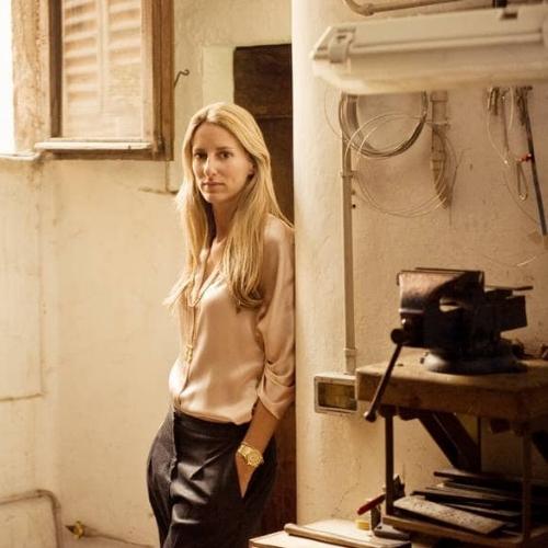 CAROLINA BUCCI Featured 4.10-4.16.17 Jewelry Designer, World Traveler + Daytime TV Lover