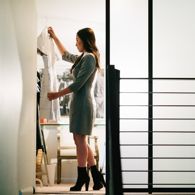 OLIVIA ROSE  WRIGHT    Featured 5.29-6.4.17 Fashion Designer, Uniform Dresser + Supreme Philanthropist