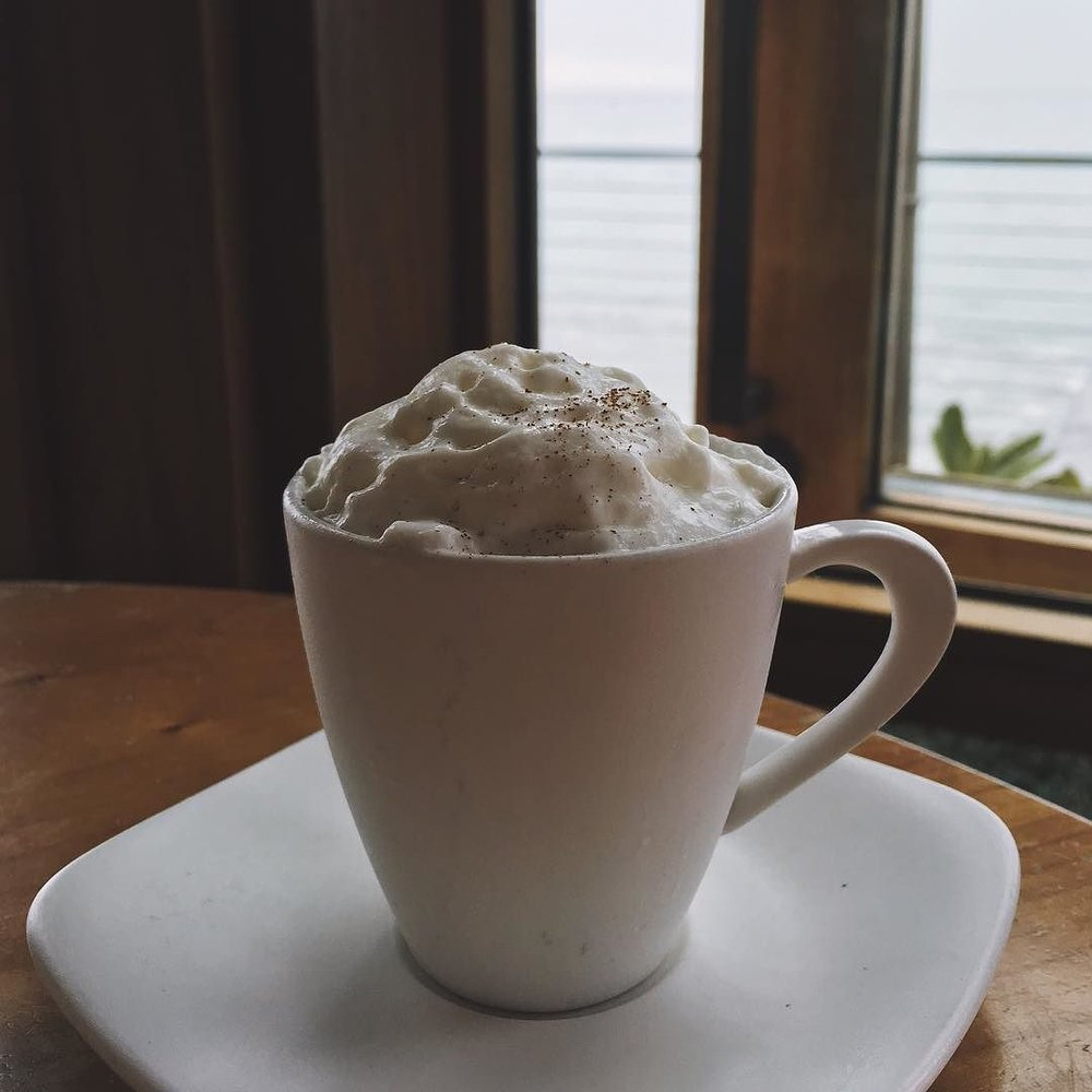 Whiskey Cappuccino