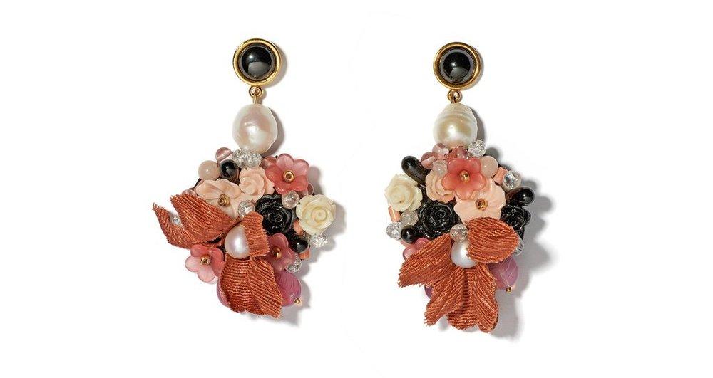 Sunrise Bouquet Earrings