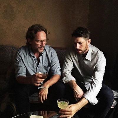 TALMADGE  LOWE  + CHRIS  HARRIS    Featured 10.23-10.29.17 Liquor Purveyors, Cocktail Chefs + Proper Gents