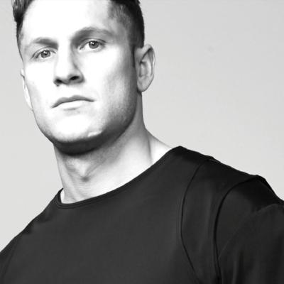 MAX SHANNON Featured 11.27-12.3.17 Athleisure Designer + Master Motivator
