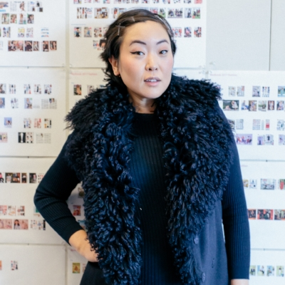 AYA  KANAI    Featured 12.25-12.31.17 Fashion Director, Design Judge + Female Superhero