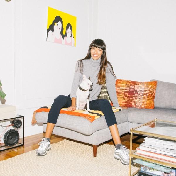 BABBA C.  RIVERA    Featured 3.12-3.18.18 Marketing Genius, Dog Lover + Uber Rider
