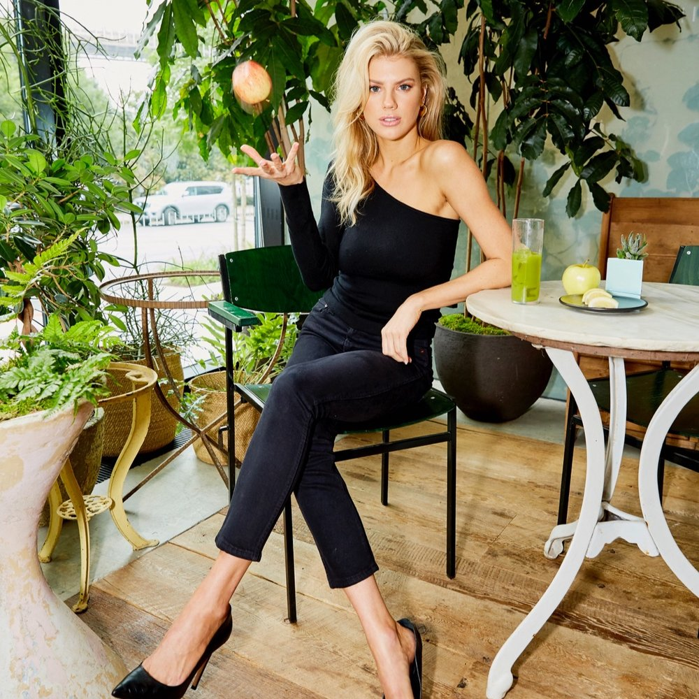 CHARLOTTE  MCKINNEY    Featured 12.10-12.16.18 Model, Actress + Burger Lover