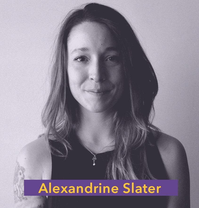 ALEXANDRINE SLATER
