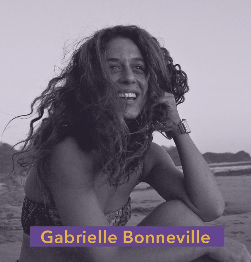 GABRIELLE BONNEVILLE