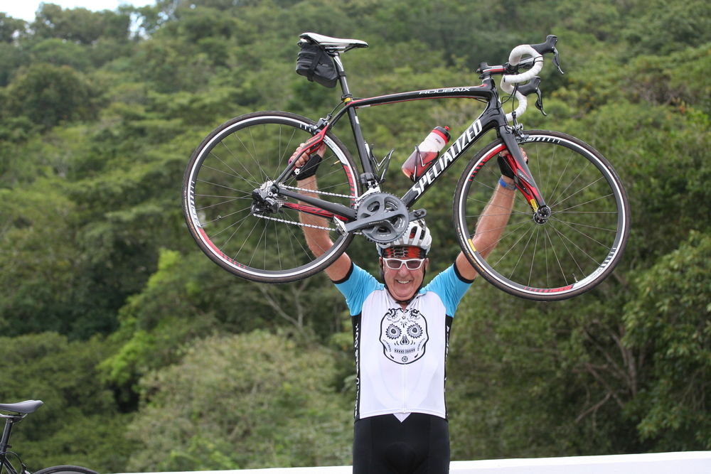 Puerto Vallarta Cycling Tours with Bici Bucerias.com - Bob Bruce (Guide)