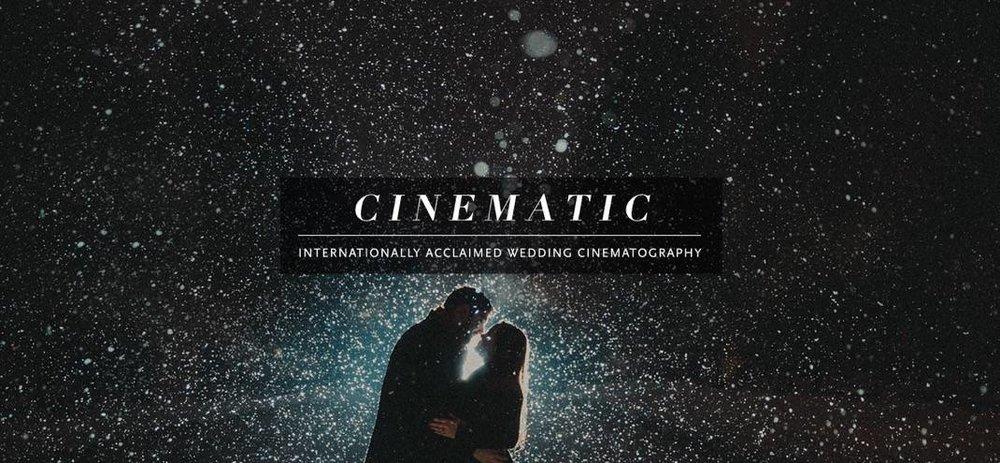 Internationally Acclaimed Wedding Films