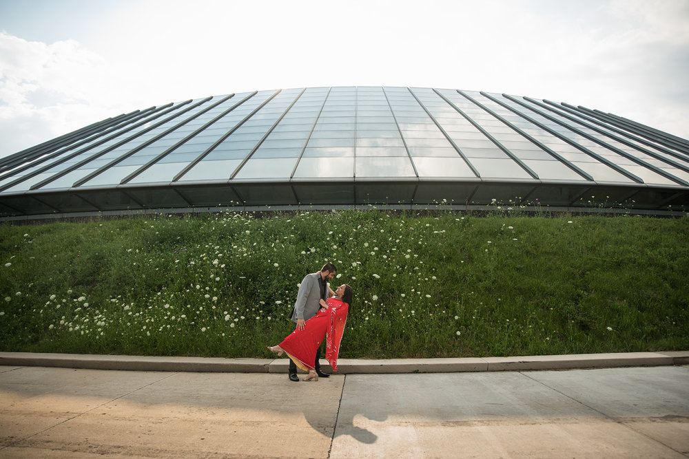 Le Cape Weddings - Chicago Engagement Session - Rina and Manan -19.jpg