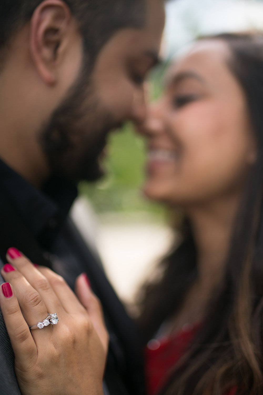 Le Cape Weddings - Chicago Engagement Session - Rina and Manan -8.jpg