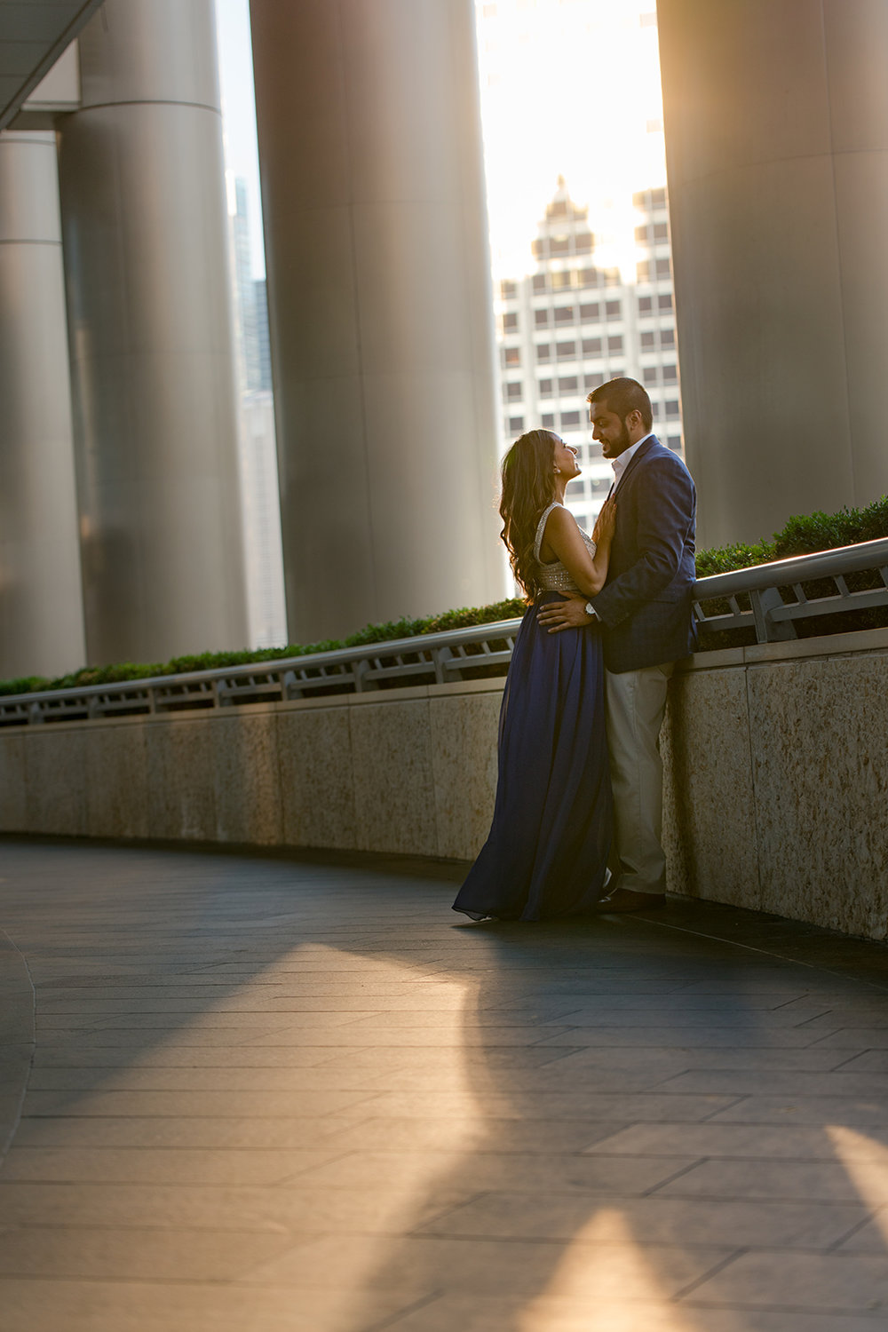 Le Cape Weddings - Chicago Engagement Session - Rina and Manan -44.jpg