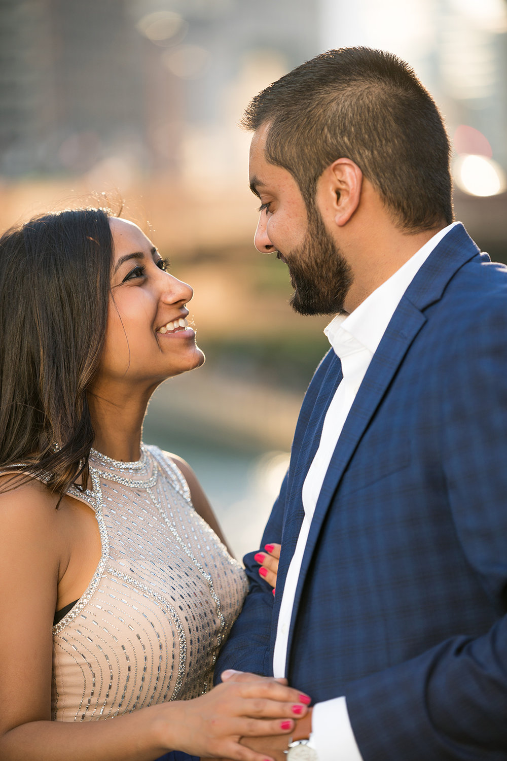 Le Cape Weddings - Chicago Engagement Session - Rina and Manan -48.jpg