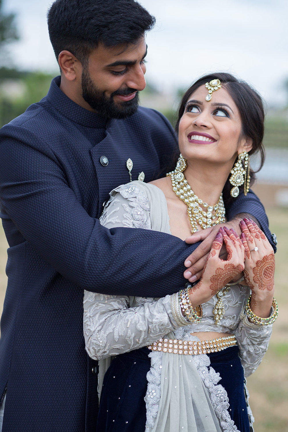 Le Cape Weddings - Rimi and Rohun - Garba Sneak Peek-23.jpg