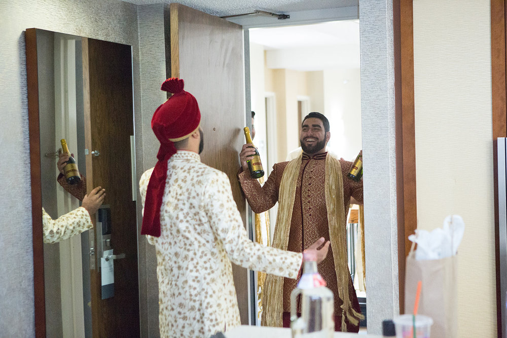 Le Cape Weddings - Groom Getting Ready - Rimi and Rohun -8.jpg
