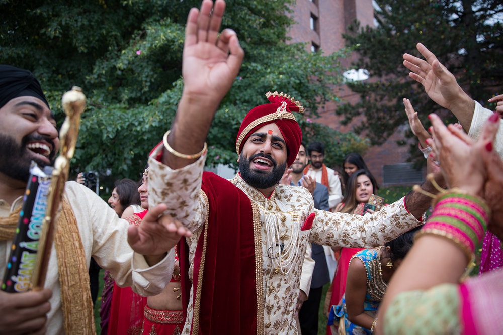 Le Cape Weddings - Baraat - Rimi and Rohun -33.jpg