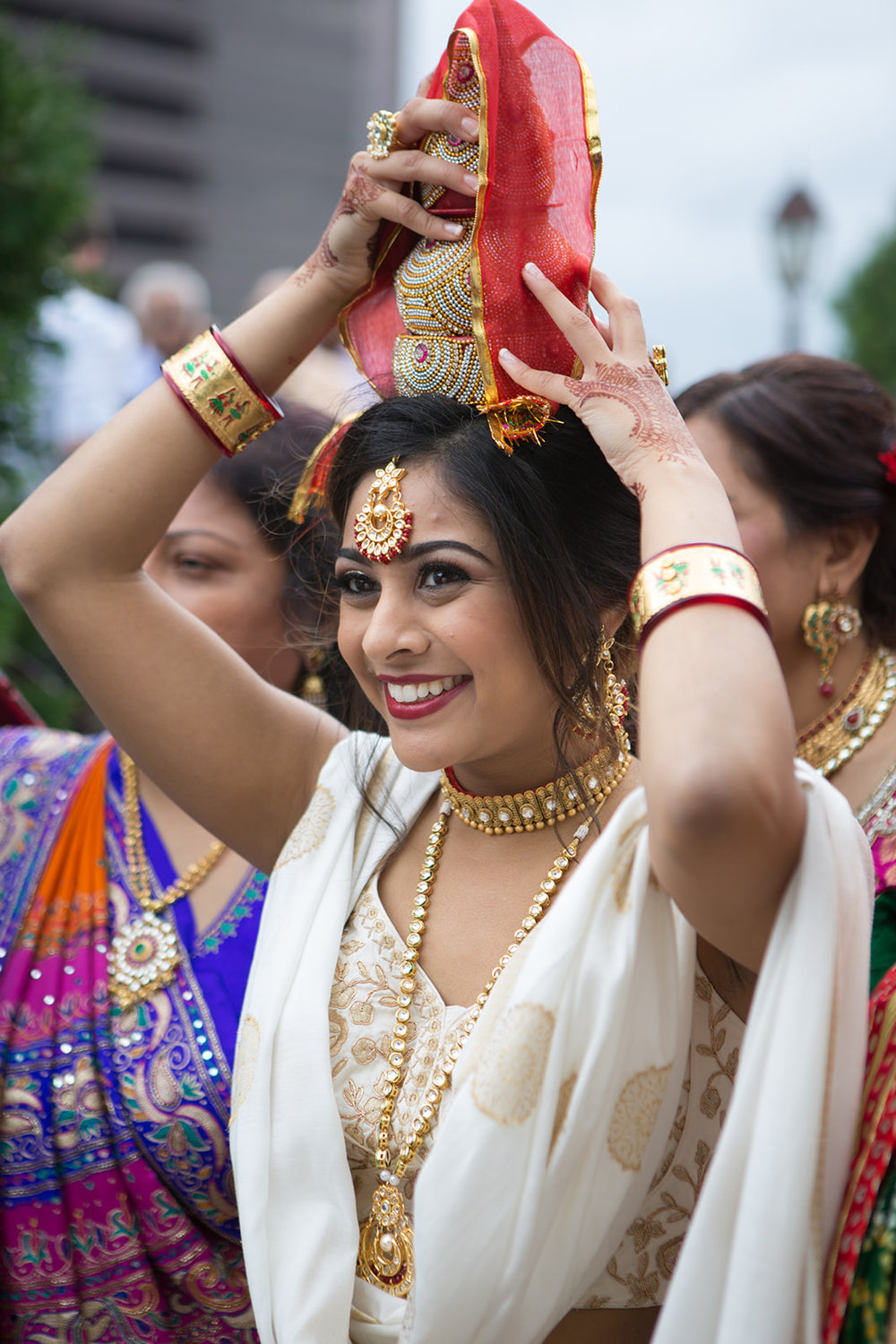 Le Cape Weddings - Baraat - Rimi and Rohun -42.jpg