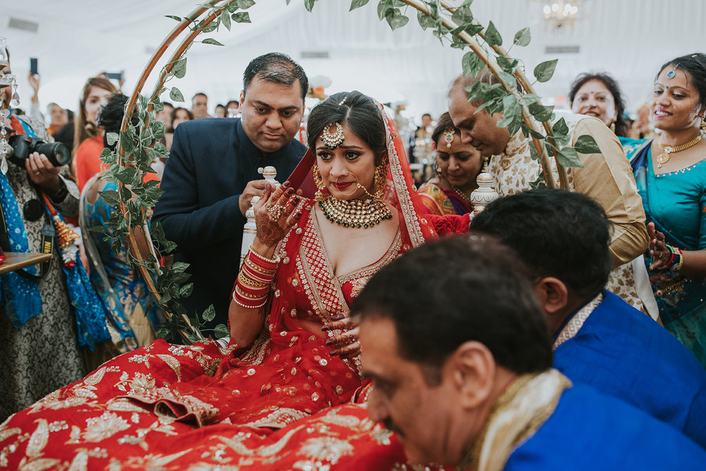 CEREMONY - A Romantic Hindu Wedding