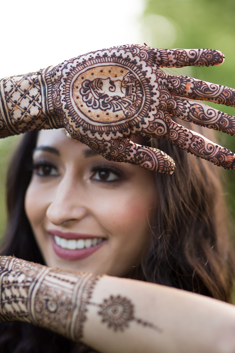 Le Cape Weddings - Puja and Kheelan - Mendhi A   -17.jpg