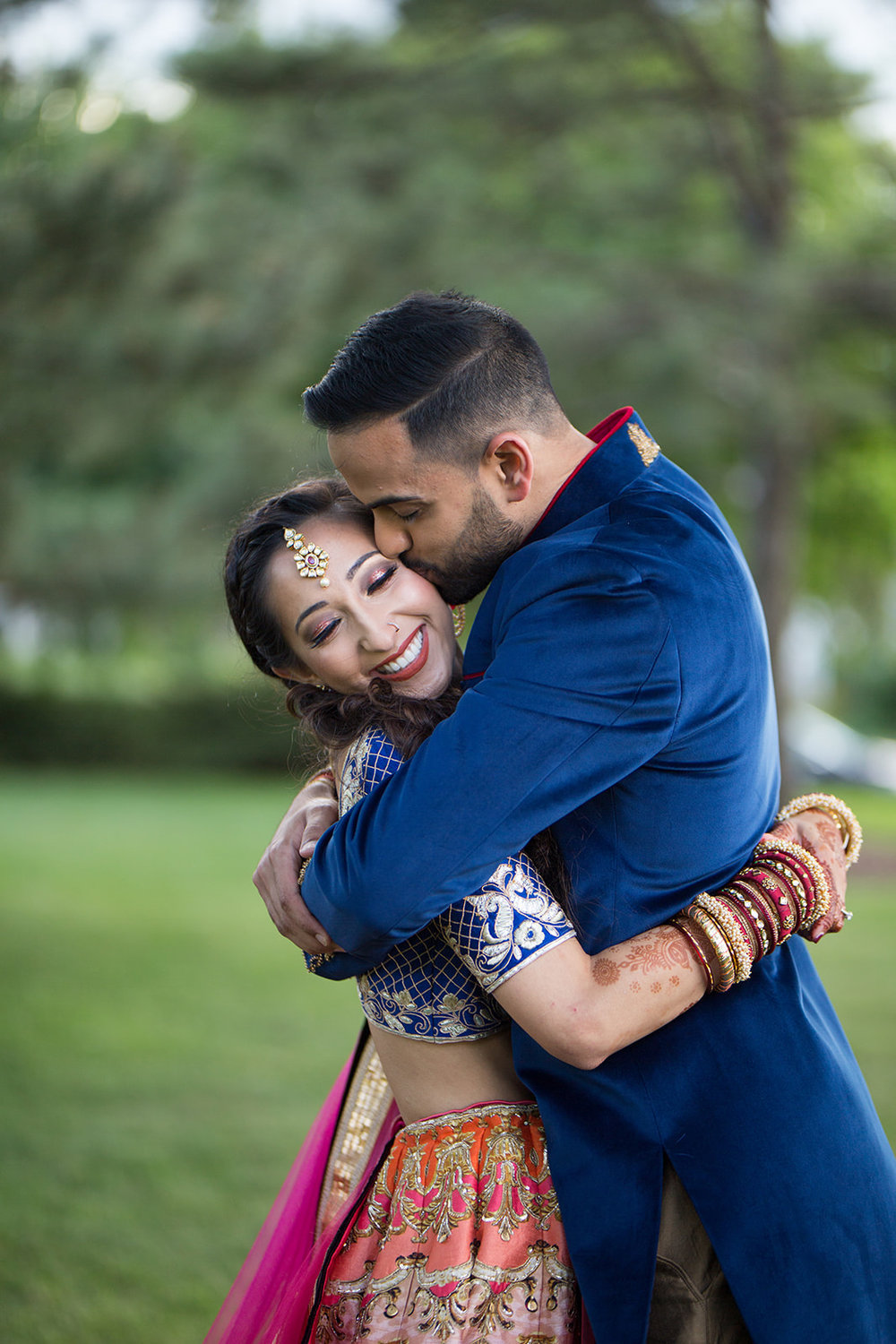 Le Cape Weddings - Puja and Kheelan - Garba A   -43.jpg