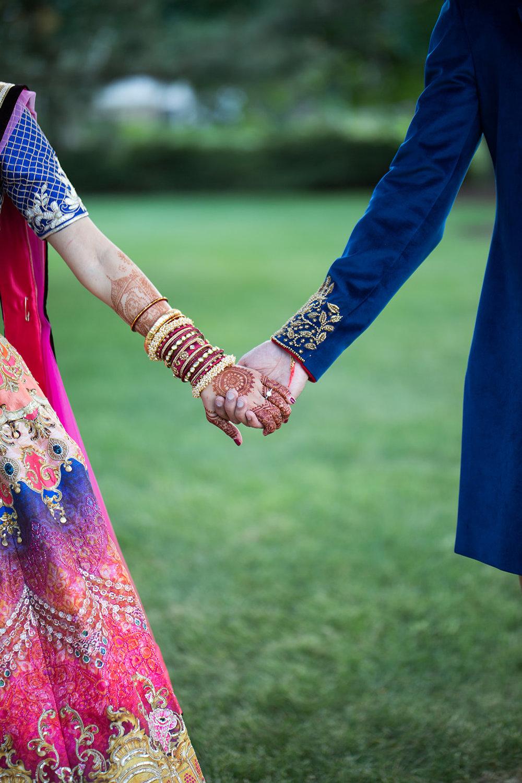 Le Cape Weddings - Puja and Kheelan - Garba A   -45.jpg