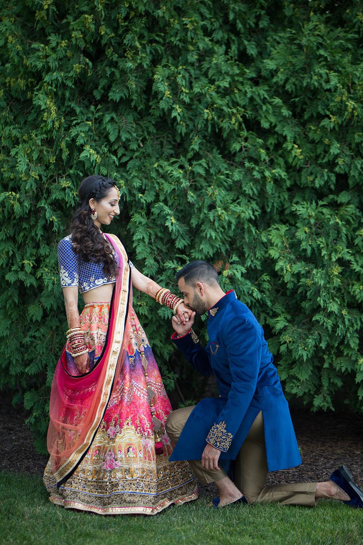 Le Cape Weddings - Puja and Kheelan - Garba A   -67.jpg