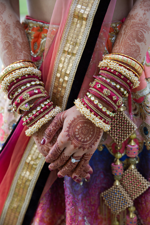 Le Cape Weddings - Puja and Kheelan - Garba A   -54.jpg
