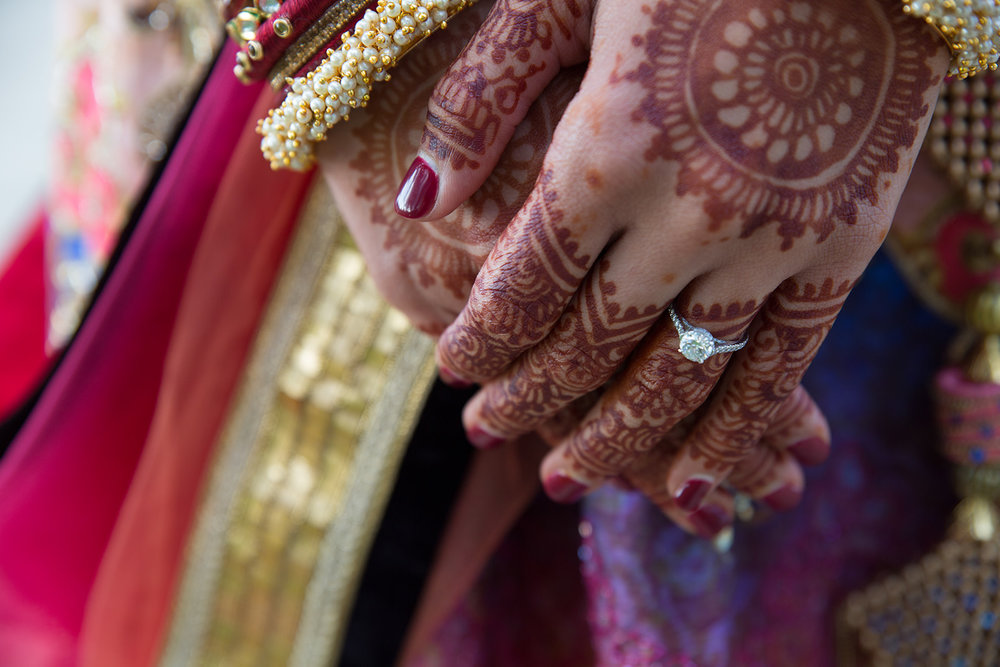 Le Cape Weddings - Puja and Kheelan - Garba A   -55.jpg