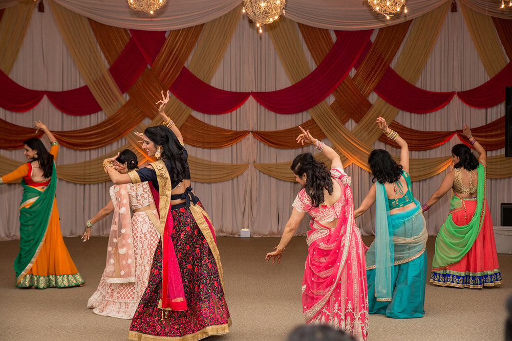 Le Cape Weddings - Puja and Kheelan - Garba A   -221.jpg