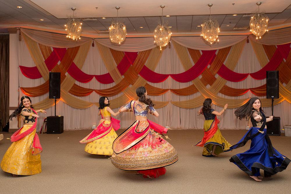 Le Cape Weddings - Puja and Kheelan - Garba A   -271.jpg