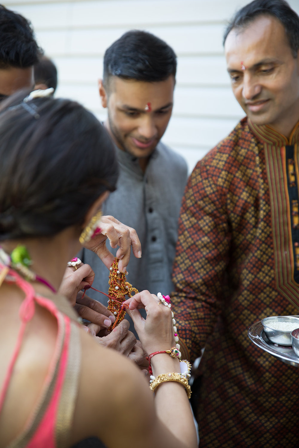 Le Cape Weddings - Puja and Kheelan - Pithi A   -32.jpg