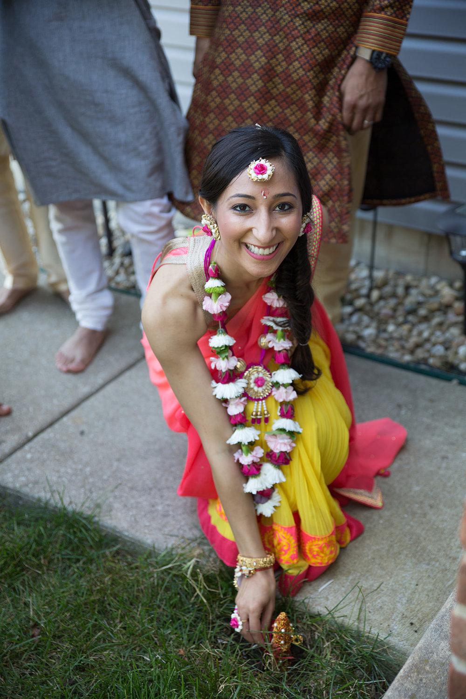 Le Cape Weddings - Puja and Kheelan - Pithi A   -33.jpg