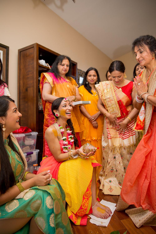 Le Cape Weddings - Puja and Kheelan - Pithi A   -84.jpg
