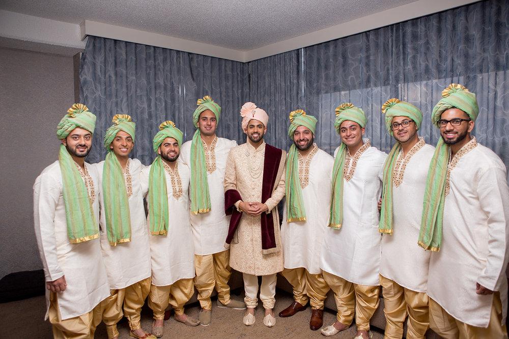 Le Cape Weddings - Puja and Kheelan - Getting Ready Groom-40.jpg