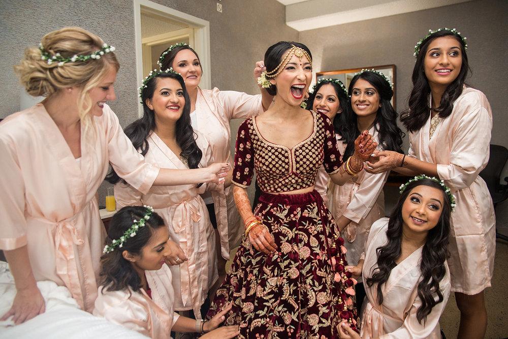 Le Cape Weddings - Puja and Kheelan - Getting Ready Bride -49.jpg