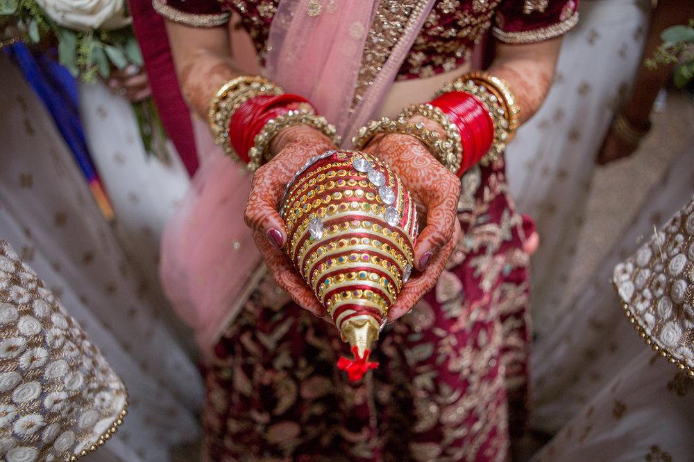 Le Cape Weddings - Puja and Kheelan - Baraat -37.jpg