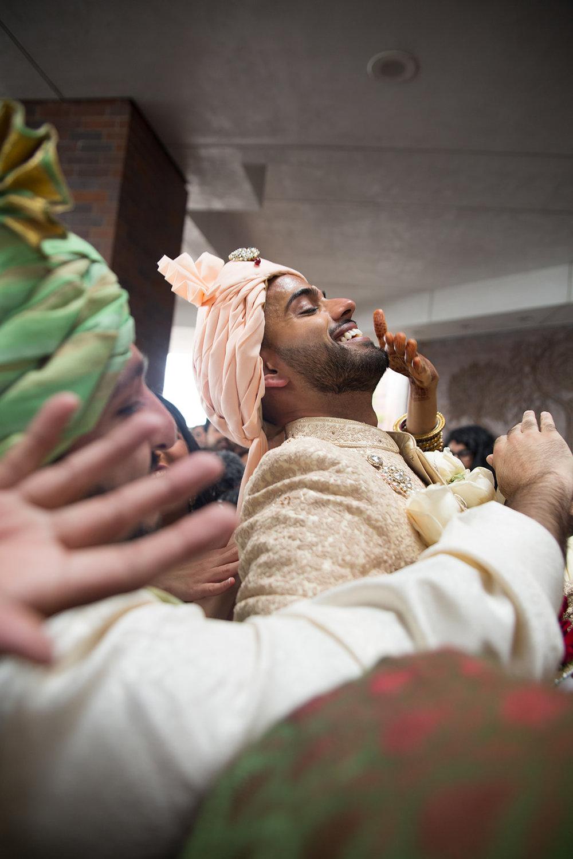Le Cape Weddings - South Asian Wedding - Puja and Kheelan - Baraat Adds 34.jpg