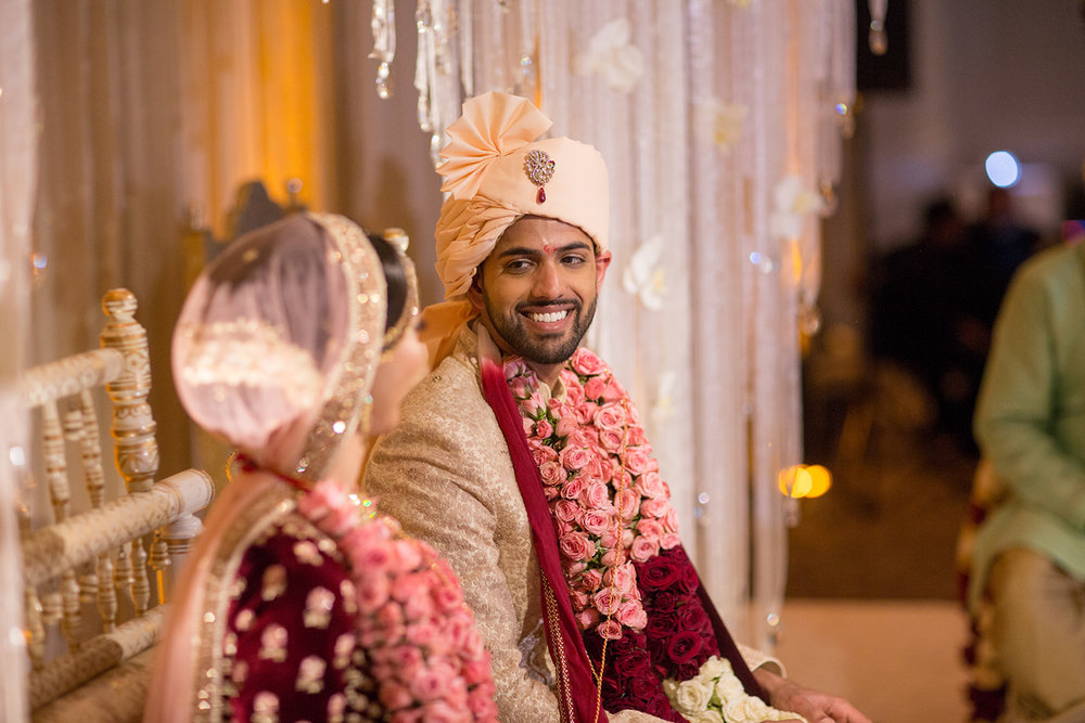 Le Cape Weddings - Puja and Kheelan - Ceremony -46.jpg
