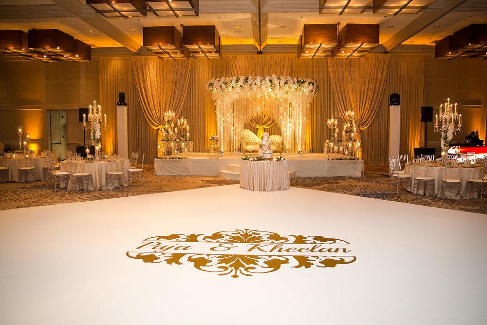 Reception Decor - By Yanni Designs