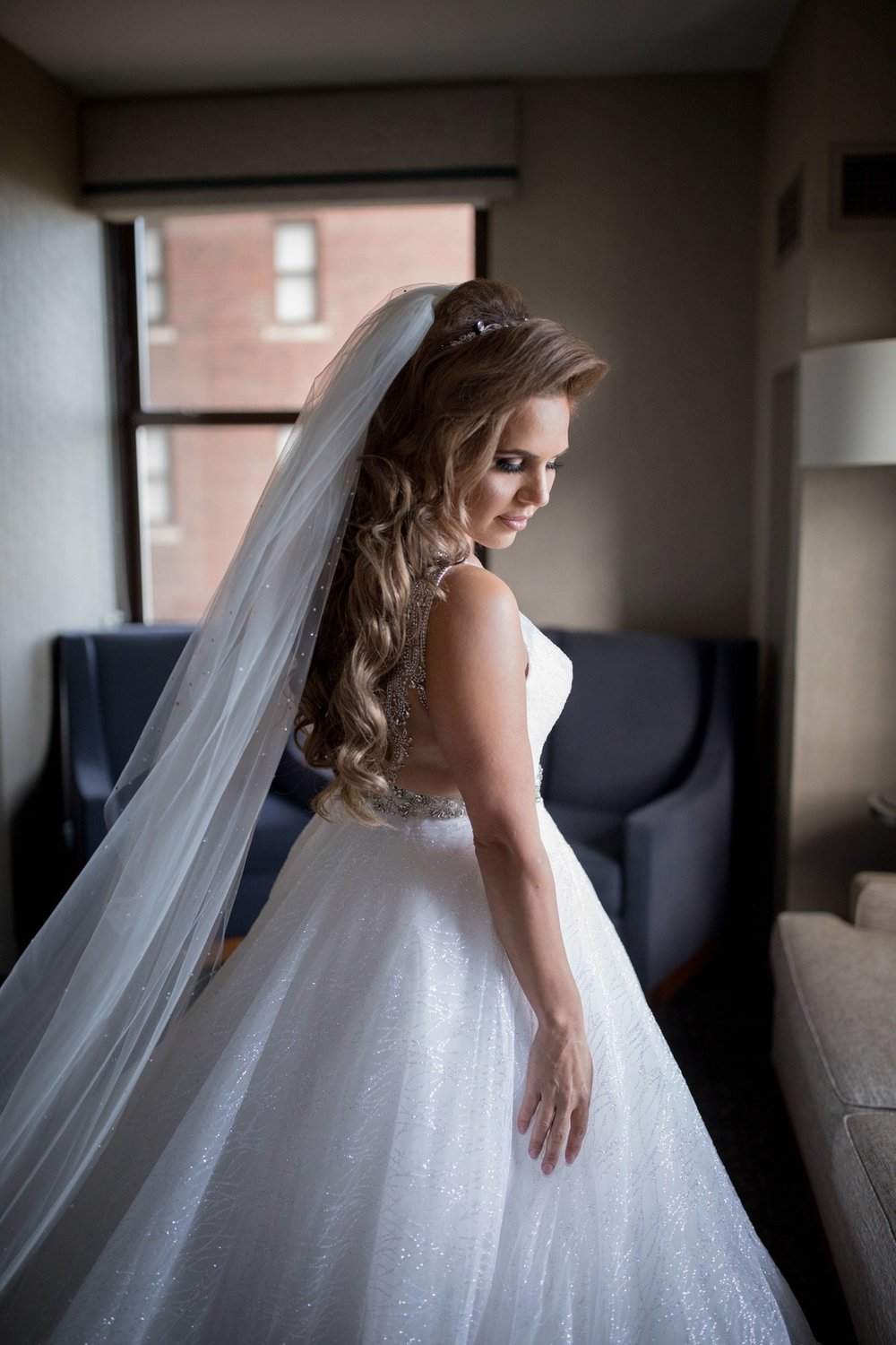 Le Cape Weddings - Laila and Anthony - Chicago Wedding - Bride Getting Ready -54.jpg