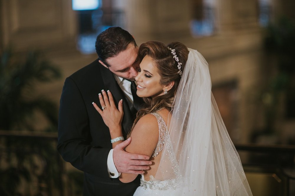 Le Cape Weddings - Laila and Anthony - Chicago Wedding - First Look and Couple Portraits -44.jpg