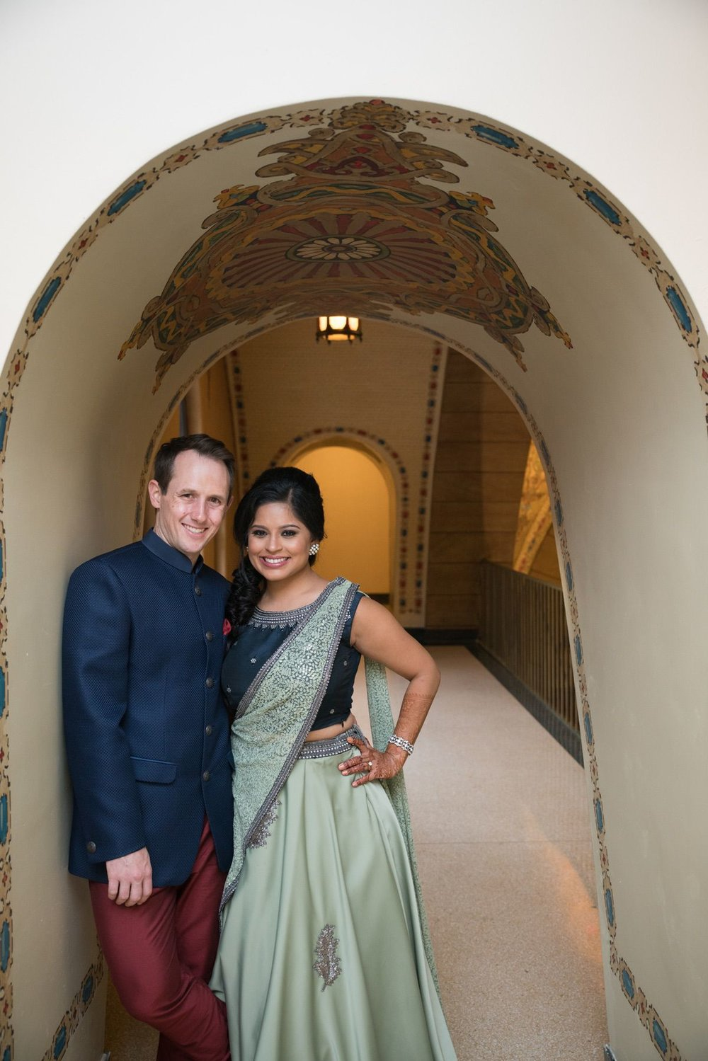 Le Cape Weddings - South Asian Wedding - Trisha and Jordan - Sangeet --309.jpg