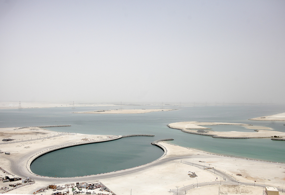 Reem Island, Abu Dhabi.