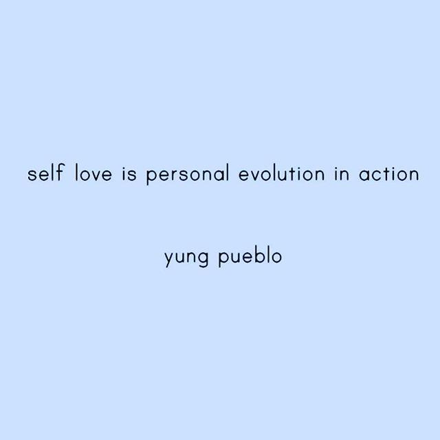💯 #loveyourself  #putyourselffirst  #trusttheprocess  #selfloveclub  #youmatter ❤️