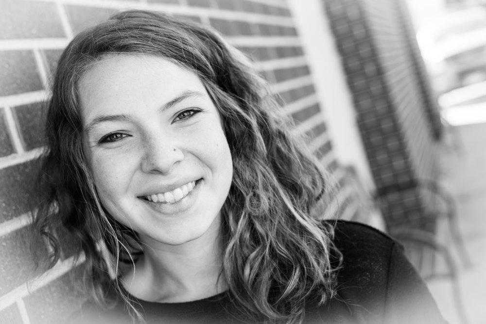 Sara Randolph - Worship Ministry Aprentice