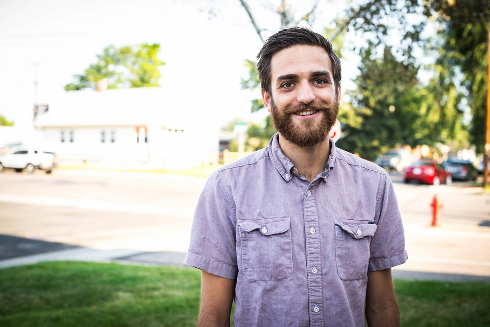 Jeremy Goebel  - Compassion Apprentice