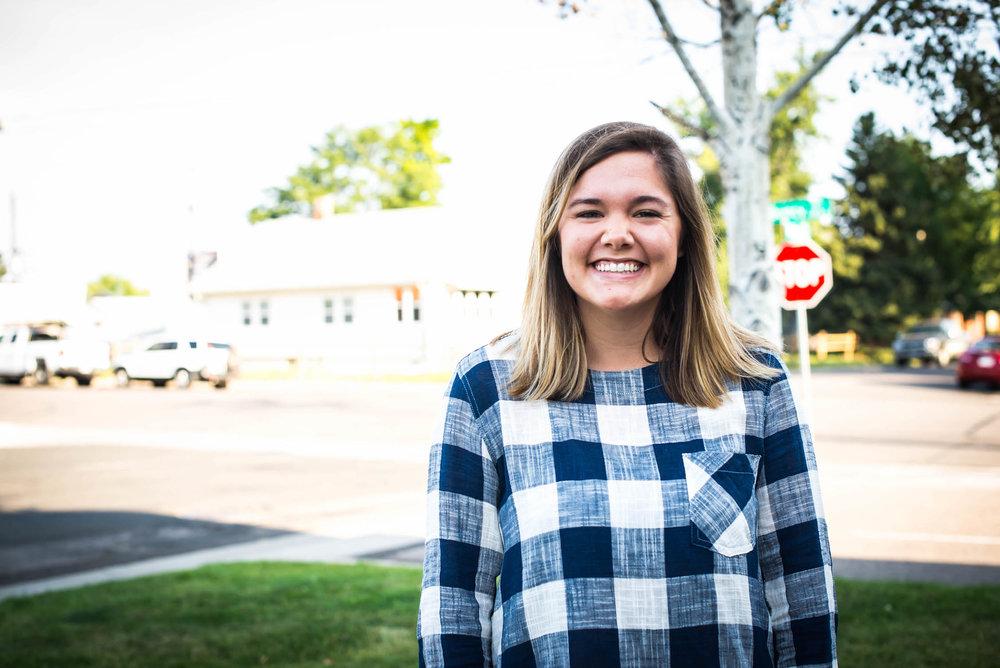 Nicole Barnes  - High School Intern