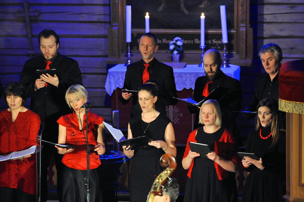 desember: Julejazzkonsert
