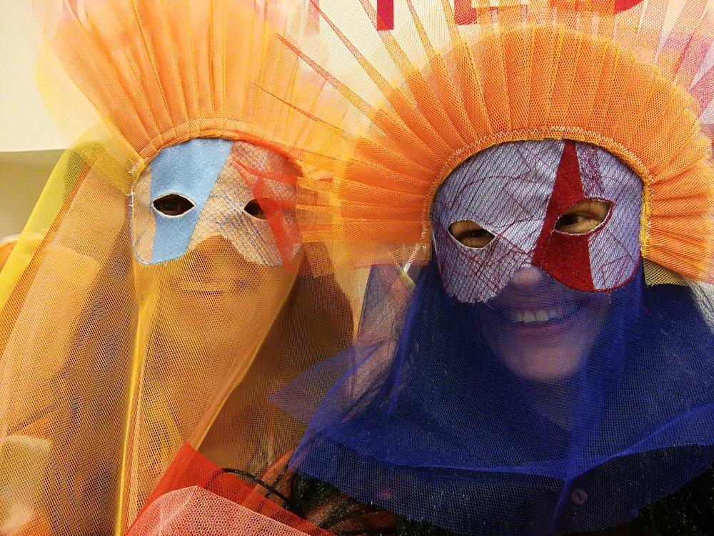 to strålende soler