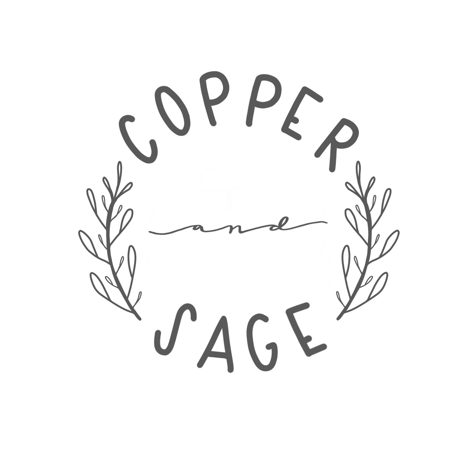 copper and sage